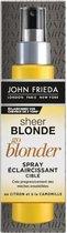 JOHN FRIEDA Bliksemstraal Gericht Sheer Blonde Go Blonder - 100 ml