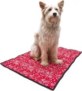 Coolkeeper cooling mat Blue Western S 40 x 30 cm