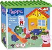 PlayBIG Bloxx Peppa Pig Tuinhuis