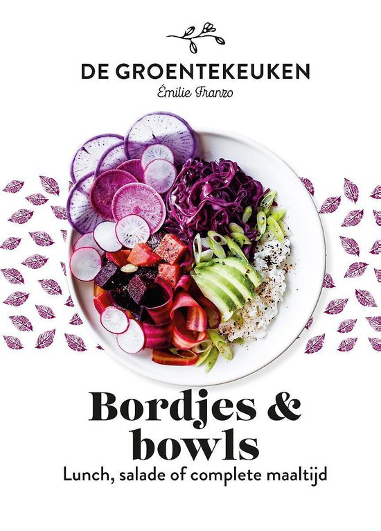 De Groentekeuken - Bordjes & bowls - Emilie Franzo |