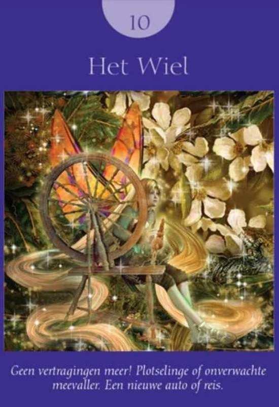 Elfen tarotkaarten - Doreen Virtue |