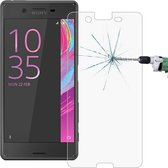 Mobigear Gehard Glas Screenprotector Sony Xperia X