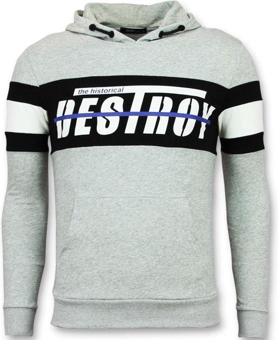 Sweaters, hoodies en truien heren in de sale   Vouchervandaag
