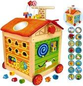 I'm Toy Speelhuis Op Wieltjes