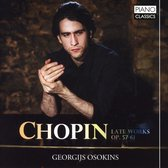 Chopin: Late Works, Op 57-61