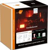 Voordeelbundel: WoonVeilig Alarmsysteem + Philips Hue Starterkit - Nu tijdelijk met € 159,- Prijsvoordeel