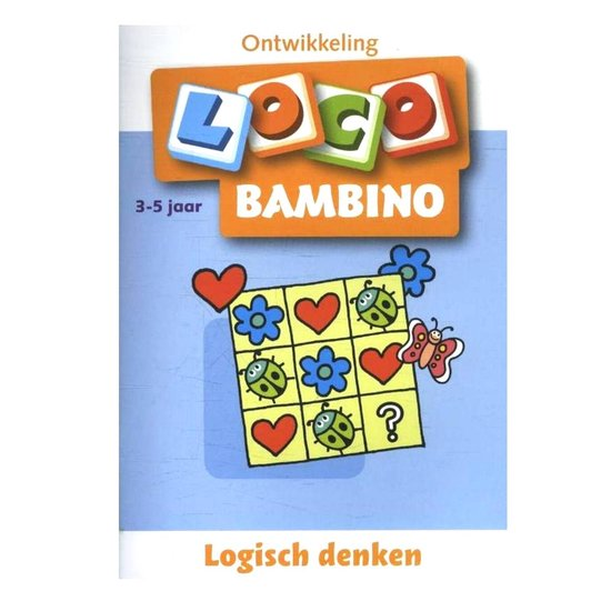 Loco Bambino - Logisch denken Ontwikkeling - Michael Junga |