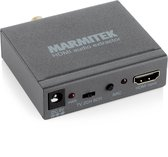 Marmitek HDMI 4K audio extractor met ARC (CONNECT AE14)
