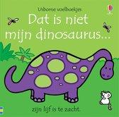 Dat is niet mijn dinosaurus