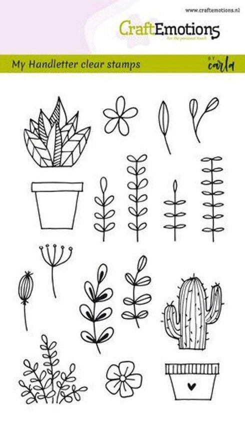 Handletter - Handmade Floral Images