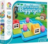 SmartGames De Drie Kleine Biggetjes (48 opdrachten)