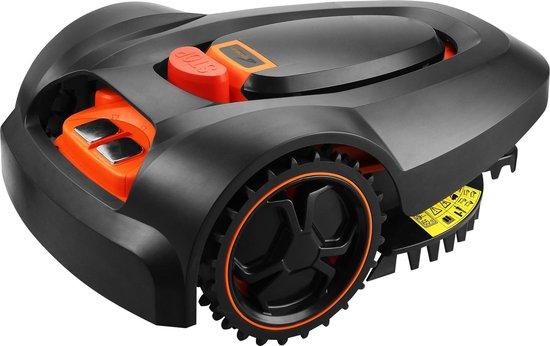Zoef Robot Robotmaaier Berta MR18Z Voor gazons tot 600 m2 -Eenvoudig in gebruik-