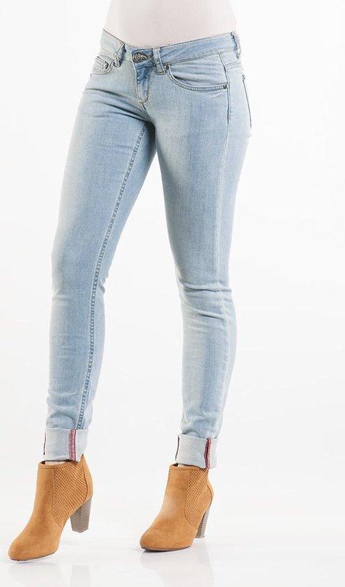 Eden Schwartz Livana 237 mid high Dames Jeans W27