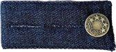 1x Telano Broek Verbreder Zwart Denim Taille extender - Kleding - Denim spijkerbroeken - Unisex