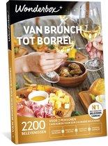 Wonderbox Cadeaubon - Van Brunch tot Borrel