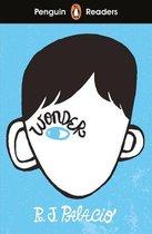Omslag Penguin Readers Level 3: Wonder (ELT Graded Reader)