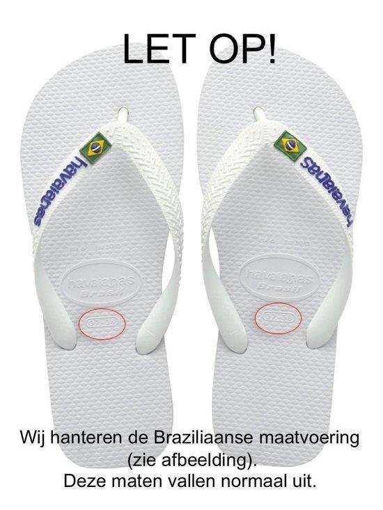 Havaianas Slim Dames Slippers - Rose Gold - Maat 39/40
