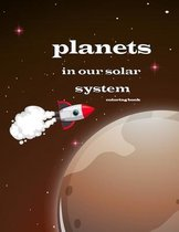 planets in our solar system coloring book