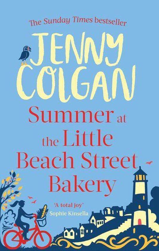 Omslag van Summer at Little Beach Street Bakery