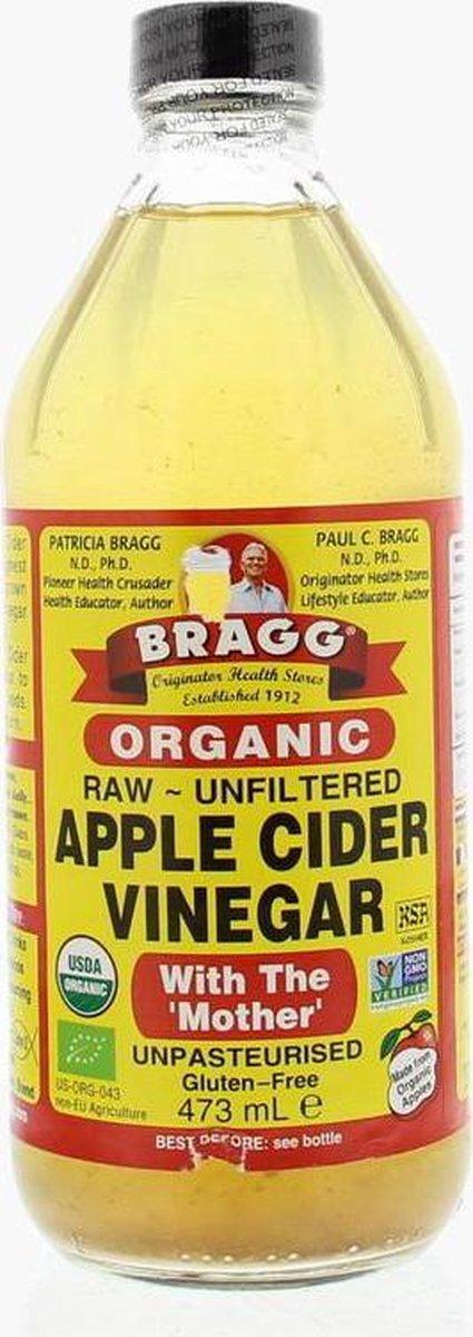 Bragg / Appelazijn - 473 ml