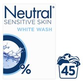 Neutral 0% Wit Parfumvrij Waspoeder - 45 wasbeurten - Wasmiddel