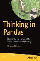 Thinking in Pandas