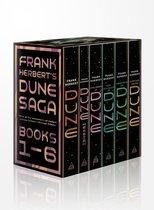 Dune 6 Copy Box Set