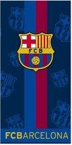 FC Barcelona - Strandlaken - 70x140 cm - Multi kleur