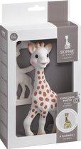 Sophie de Giraf Award set (Sophie de Giraf + vanille bijtring in geschenkdoos)