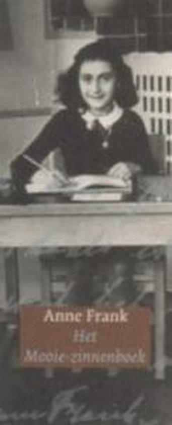 Mooie-zinnenboek - Anne Frank |