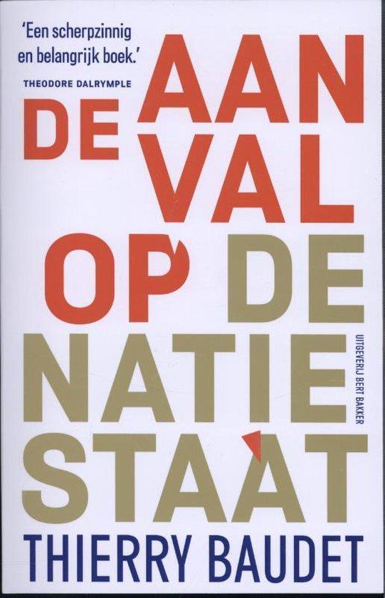 De aanval op de natiestaat - Thierry Baudet | Fthsonline.com