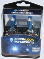 Xenonlook Super White H10 4300K 55w