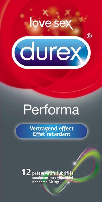 Durex Performa Condooms - 12 stuks