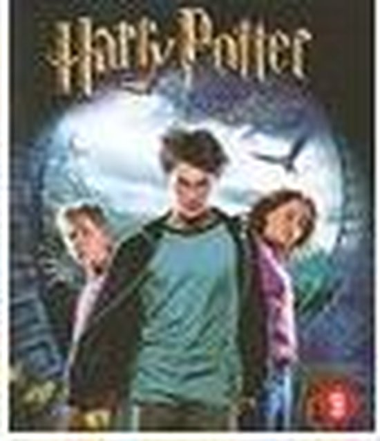Cover van de film 'Harry Potter 3'