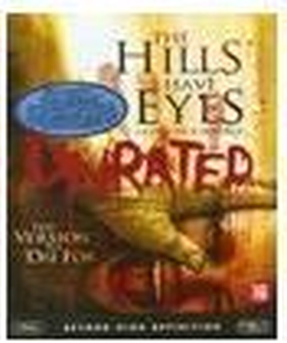 The Hills Have Eyes (Blu-ray) - Movie