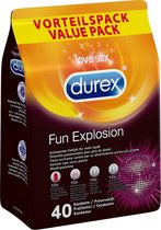 Durex Fun Explosion40 BiG Pack