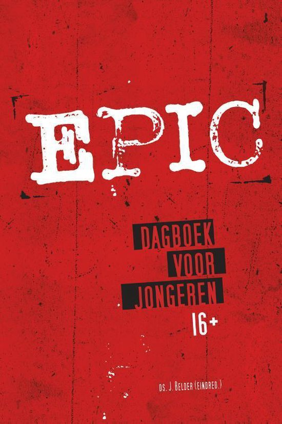 Epic - Belder, Ds. J |