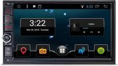 2 Din Universeel Carplay en Android Auto 7 inch Android 10 Navigatie
