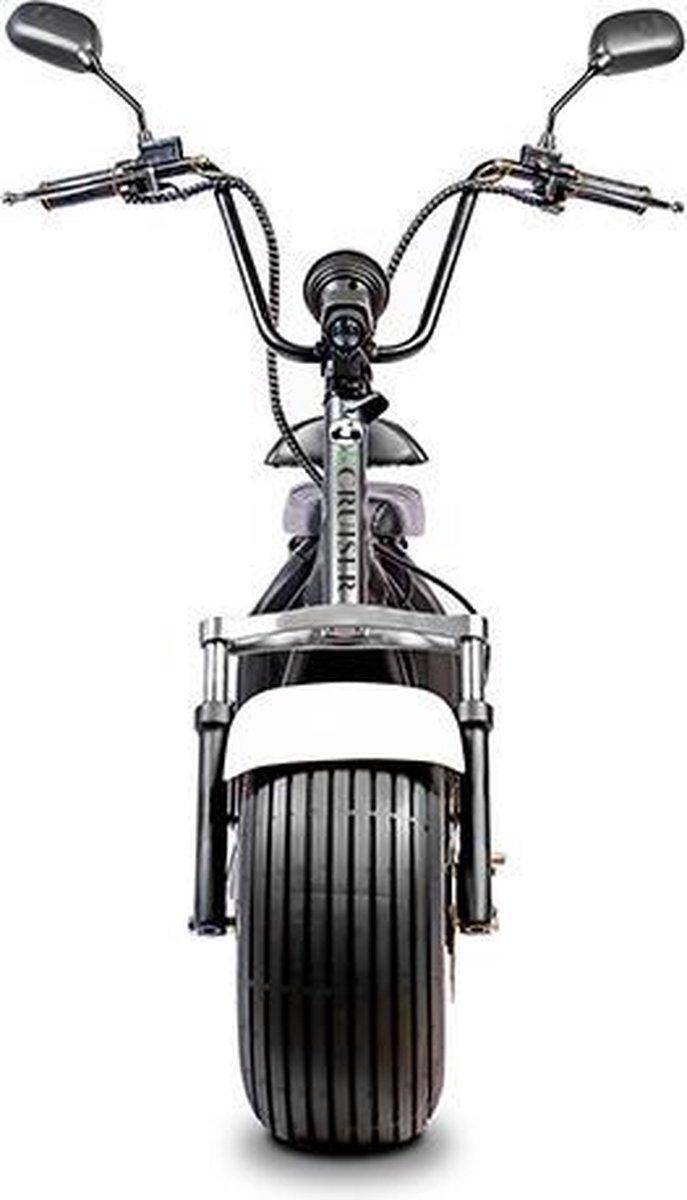 Ecruiser X1 WIT   Elektrische Scooter