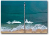 Dibond 80 x 110 cm Seascape Photography.