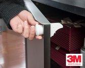 Monte Golia  10 Magneet kindersloten + 2 Magneet sleutels - kinderslot kastjes -  Kinderslot met 3M tape
