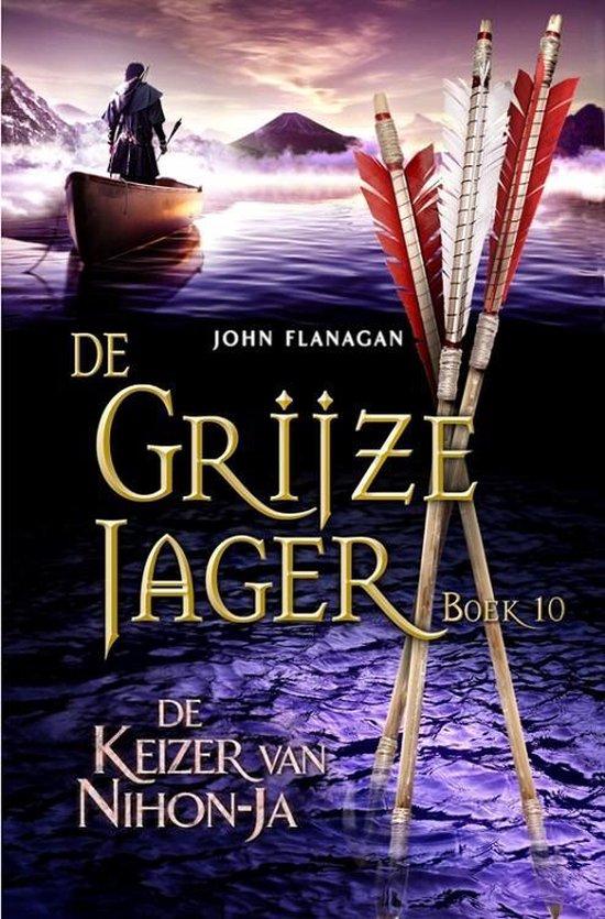 De Grijze Jager 10 - De keizer van Nihon-Ja - John Flanagan |