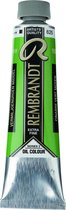 Rembrandt Olieverf | Cinnabar Green Medium (625) 15 ml