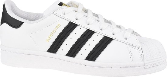 | adidas Superstar J FU7712, Kinderen, Wit, Sneakers