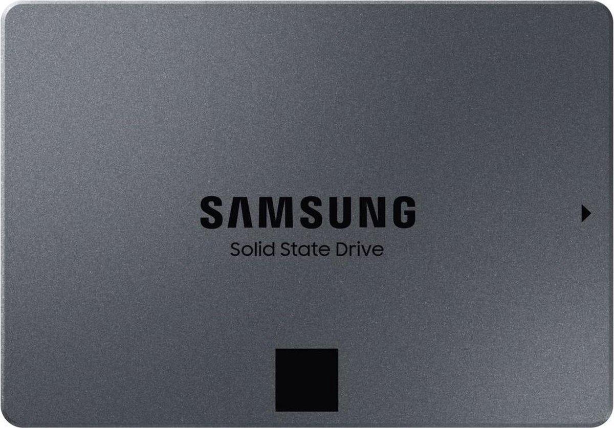 Samsung 870 QVO - Interne SSD - 2.5 inch - 1TB