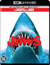 Jaws (4K Ultra HD Blu-ray)