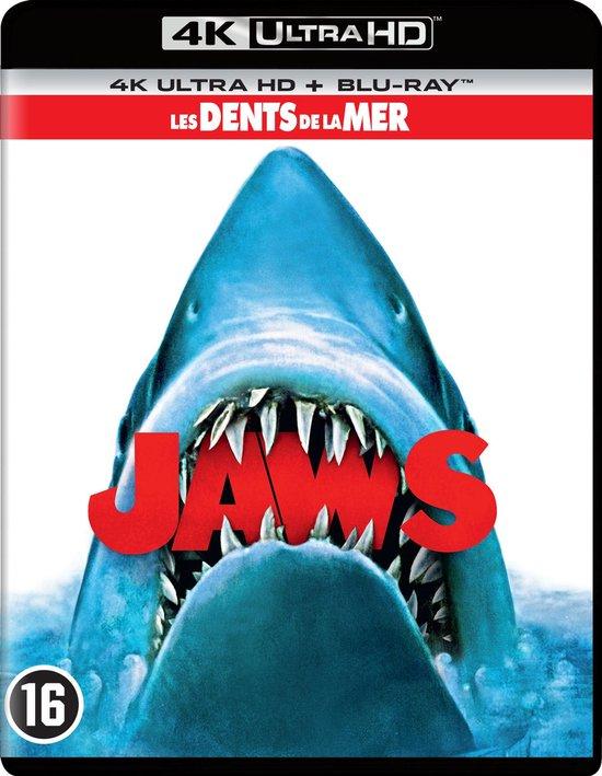 Jaws (4K Ultra HD Blu-ray)
