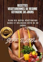 Recettes Vegetariennes de Regime Cetogene de 30 Jours