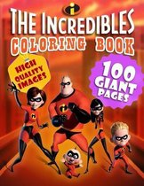 The Incredibles Coloring Book