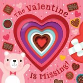 Valentine is Missing (board book with cut-out reveals)